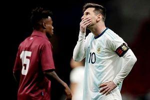Thua Venezuela, Messi rời đội tuyển, không thèm đá trận tiếp