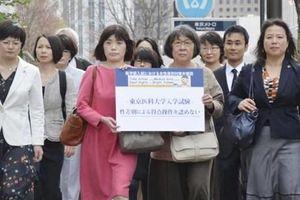 Đại học Y Tokyo bị kiện vì hạ điểm nữ thí sinh trong kỳ thi đầu vào
