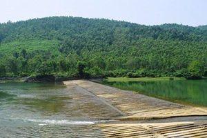 250 hộ dân lo đập thủy lợi 350 tỷ gây nguy hiểm, chính quyền lên tiếng trấn an
