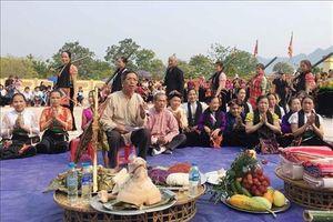 Lễ hội cầu mưa - văn hóa tín ngưỡng đặc sắc của người Thái trắng Sơn La