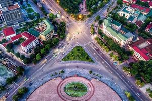 Công bố 20 dự án ở TP Vinh hấp dẫn nhà đầu tư
