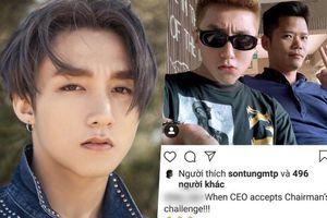 Sky 'ngơ ngác' không hiểu vì sao Sơn Tùng bị 'đá' chức CEO ra khỏi MTP Entertainment?