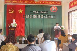 Điện Biên: Tọa đàm kỷ niệm Ngày Khí tượng thế giới