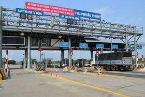 TP.HCM: Triển khai thu phí tự động tại Trạm thu phí cầu Phú Mỹ