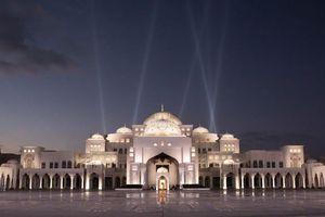 Dinh Tổng thống UAE lần đầu tiên mở cửa đón du khách
