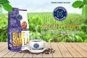 Ra mắt thương hiệu cà phê đặc sản ' Blue Son La'