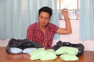 Triệt phá đường dây vận chuyển ma túy từ Campuchia vào Việt Nam