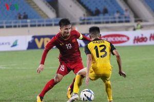Cổ động viên hài lòng với trận ra quân ấn tượng của U23 Việt Nam
