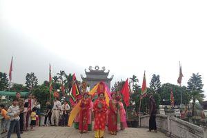 Hải Dương khai hội Văn miếu Mao Điền