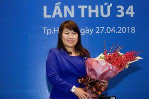 Vì sao 'nữ tướng' 8x Lương Thị Cẩm Tú trở thành Chủ tịch trẻ nhất và độc nhất của khối ngân hàng?