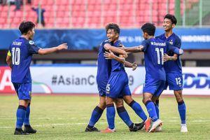 Video trực tiếp U19 Thái Lan vs U19 Trung Quốc, giải U19 Quốc tế 2019
