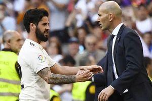 Zidane về Real Madrid: Tượng đài trở lại