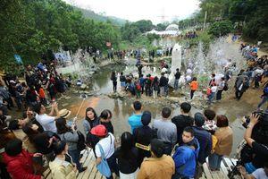 Tùng Dương phiêu ở Đáo xuân Festival của Đào Anh Khánh