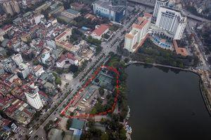 Những công viên ở Hà Nội bị 'xén đất' làm nhà hàng, quán cà phê