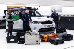 Land Rover Discovery 'chơi lớn' với thử thách 6.200 km xuyên rừng