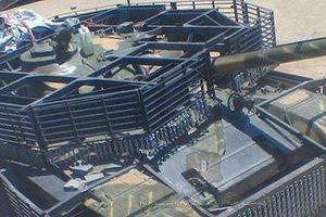 'Giáp khủng' khó giúp tăng T-72 Syria thoát hiểm