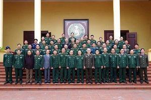Ra mắt Ban liên lạc cán bộ cấp tướng trên địa bàn tỉnh Quảng Ninh
