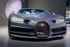 Siêu xe Bugatti Chiron Sport 110 Ans Edition giá 103 tỷ đồng