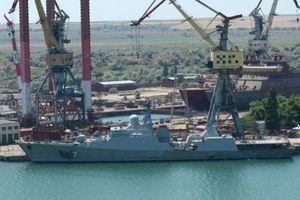 Mỹ áp lệnh trừng phạt hãng đóng tàu chiến Gepard của Nga