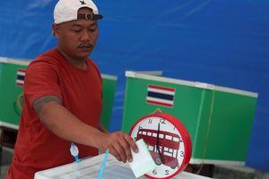 Khảo sát sau bầu cử tại Thái Lan: đảng Pheu Thai giành đa số ghế