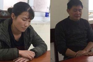 Khởi tố vợ chồng tài xế xe 'dù' giả xe buýt đánh nữ hành khách