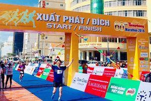 Phó Chủ tịch Cần Thơ dự tranh Tiền Phong Marathon