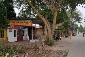 Mê Linh – Hà Nội: Doanh nghiệp tư nhân lấn chiếm đất công xây nhà xưởng