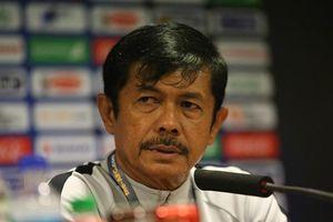 HLV U23 Indonesia: 'Chúng tôi chơi tốt, trừ bàn thua!'