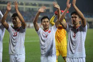 BXH các đội nhì bảng U23 châu Á: U23 Việt Nam thấp thỏm