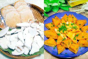 Chả cá kho dừa thơm bùi 'chính phục' cả bé biếng ăn nhất