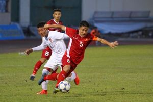 Thầy 'Giôm' lo ngại vấn đề thể lực trước trận đấu với U.19 Thái Lan