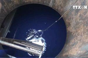 Cảnh sát biển phối hợp bắt giữ 23.000 lít dầu