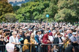 Tuần hành phản đối phân biệt chủng tộc, tưởng nhớ nạn nhân vụ xả súng tại New Zealand