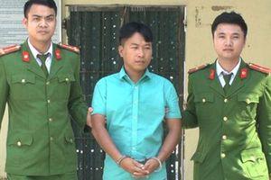 Thanh Hóa: Em bị bắt vì truy nã, anh trai quay clip đăng lên mạng xã hội để kích động