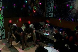 Bắc Giang: Tạm giữ đối tượng tàng trữ, sử dụng trái phép chất ma túy trong quán karaoke