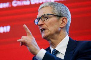 CEO Apple Tim Cook: 'Trung Quốc hãy tiếp tục mở cửa vì lợi ích kinh tế toàn cầu'