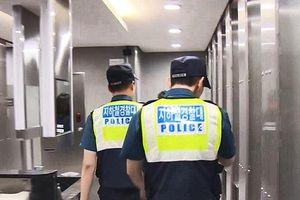 Hàn Quốc: đã bắt được 2 kẻ đặt máy quay lén ở 30 nhà nghỉ