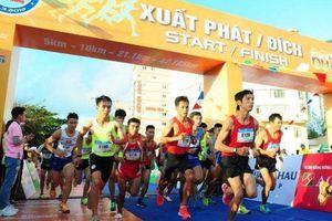 Những điểm nhấn tại Marathon Tiền Phong 2019