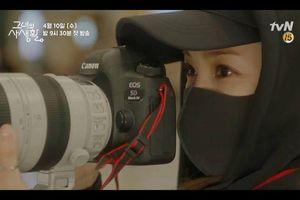 'Her Private Life' Mặc ăn tát Park Min Young vẫn quyết đi săn ảnh, Kim Jae Wook dù 'cục súc' vẫn bị fangirl đè bẹp