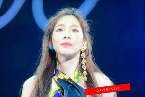 Bản live 'Four Seasons' đầu tiên từ Taeyeon: Đẳng cấp live như 'nuốt đĩa' là có thật