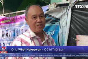 Thái Lan: Tỷ lệ cao cử tri đi bỏ phiếu