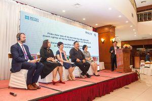 Lần đầu công bố báo cáo nghiên cứu 'Hiện trạng doanh nghiệp xã hội tại Việt Nam'