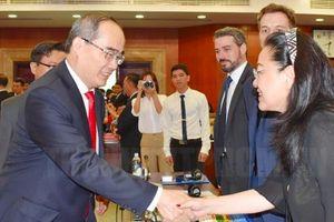 Bí thư Nguyễn Thiện Nhân mời gọi doanh nghiệp đầu tư vào TP.HCM