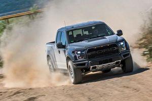 'Quái vật' Ford F-150 Raptor thế hệ 2022 sẽ sử dụng động cơ V8?