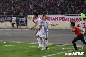 U23 Việt Nam thắng may mắn, HLV Park Hang Seo không hài lòng