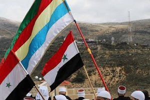 Người Druze biểu tình phản đối Tổng thống Trump ủng hộ chủ quyền của Isarel tại Cao nguyên Golan