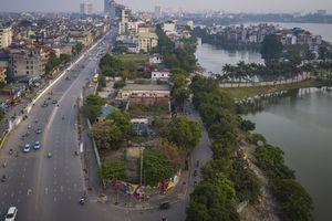 Dự án công viên Hello Kitty ở Hà Nội 'đắp chiếu', đất bỏ hoang