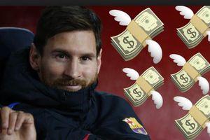 Messi vắng mặt, tuyển Argentina 'bay' luôn gần nửa triệu euro