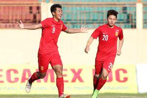 Đội bóng Trung Quốc không đặt mục tiêu chiến thắng trước Việt Nam