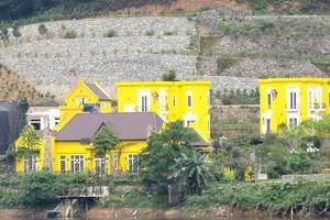 Cận cảnh những công trình trái phép băm nát rừng phòng hộ Sóc Sơn